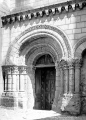 Eglise Saint-Pierre - Portail du transept sud