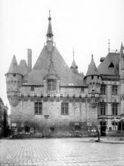 Hôtel de ville - Façade nord