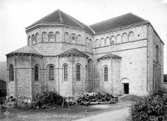 Eglise Saint-Pierre - Abside et transept nord