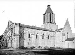 Eglise Notre-Dame - Ensemble nord-ouest