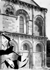 Eglise Notre-Dame - Façade ouest : partie droite