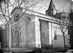 Ancienne cathédrale Notre-Dame - Angle sud-ouest
