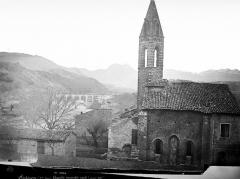 Ancienne cathédrale Notre-Dame - Ensemble nord