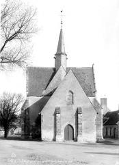 Chapelle Saint-Genoulph - Ensemble ouest