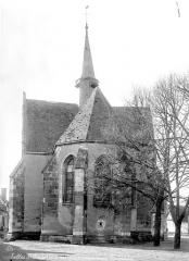Chapelle Saint-Genoulph - Ensemble est