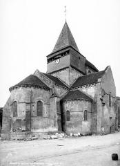 Eglise Saint-Jacques-et-Saint-Cyr - Ensemble nord-est