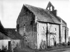 Eglise Saint-Aignan (ancienne collégiale) - Ensemble sud-ouest