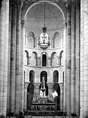 Chapelle Saint-Lazare (ancienne maladrerie) £ - Vue intérieure du choeur