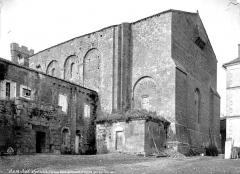 Ancienne abbaye - Eglise : ensemble sud-est
