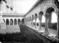 Ancienne cathédrale Notre-Dame - Cloître : galerie d'arcades