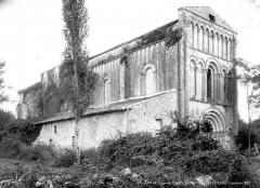 Eglise de Châtres - Ensemble nord-ouest