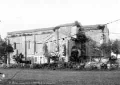 Eglise de Châtres - Ensemble sud