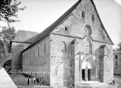 Eglise Saint-Theudère - Ensemble nord-ouest