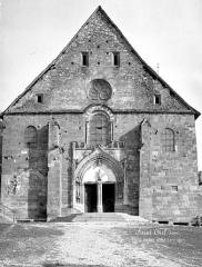 Eglise Saint-Theudère - Façade ouest