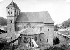 Eglise Saint-Theudère - Ensemble est