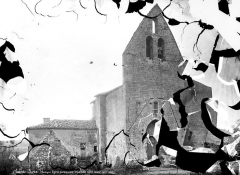 Eglise Sainte-Croix - Ensemble nord-ouest