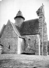 Eglise Saint-Cyr Sainte-Julitte - Eglise, façade nord