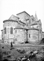 Eglise Saint-Désiré - Ensemble nord-est