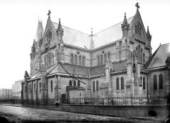 Eglise Saint-Denys-de-l'Estrée - Ensemble sud-est