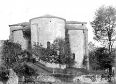 Ancienne église des Bénédictins - Ensemble est