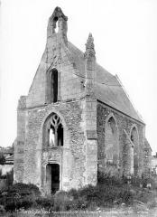 Chapelle du cimetière - Ensemble sud-ouest