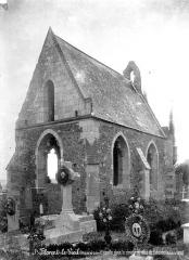 Chapelle du cimetière - Ensemble nord-est
