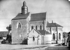 Eglise Saint-Genou (ancienne abbatiale) £ - Ensemble sud