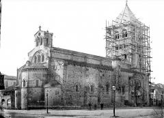 Eglise collégiale Saint-Pierre et Saint-Gaudens - Ensemble nord-est