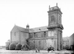 Eglise Saint-Gildas - Ensemble nord-ouest