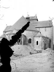 Eglise Saint-Gildas - Ensemble est