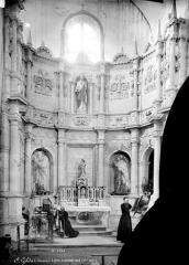 Eglise Saint-Gildas - Vue intérieure du transept sud