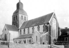 Ancienne abbaye - Ensemble nord-ouest