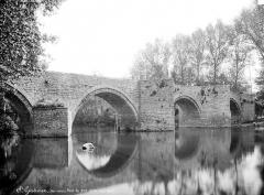 Pont sur le Thouet - Vue d'ensemble