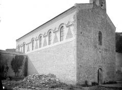 Eglise Saint-Généroux - Ensemble nord-ouest