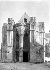 Eglise paroissiale Saint-Just - Façade ouest