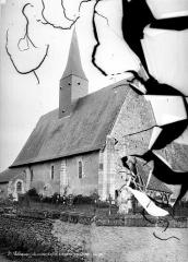 Eglise Saint-Jacques - Ensemble nord-ouest