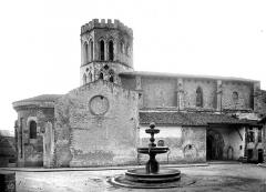 Cathédrale Notre-Dame de la Sède - Ensemble nord