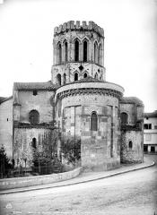 Cathédrale Notre-Dame de la Sède - Ensemble est