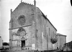 Eglise Saint-Sauveur-et-Saint-Martin - Ensemble sud-ouest