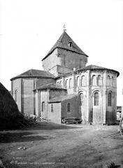 Eglise Saint-Maurice - Ensemble sud-est