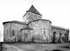 Eglise Saint-Maurice - Ensemble nord