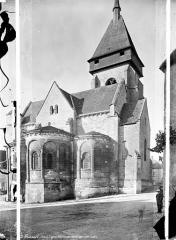 Eglise Saint-Marcel - Ensemble nord-est