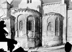 Eglise Saint-Marcel - Abside