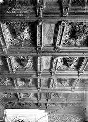 Maison de Ligier-Richier - Plafond à caissons