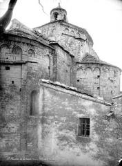 Eglise Saint-Martin - Angle nord-est