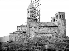 Eglise Saint-Nectaire - Ensemble nord