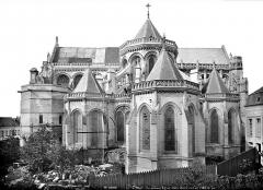 Collégiale, puis cathédrale Notre-Dame, actuellement église paroissiale Notre-Dame - Ensemble est