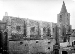 Eglise Saint-Pargoire - Façade nord