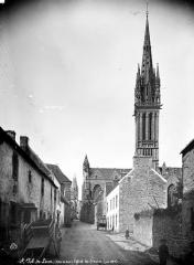 Eglise Notre-Dame du Creisker ou Kreisker - Clocher