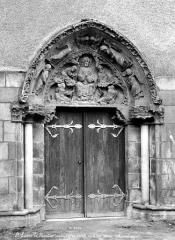 Eglise Saint-Pierre - Portail de la façade nord